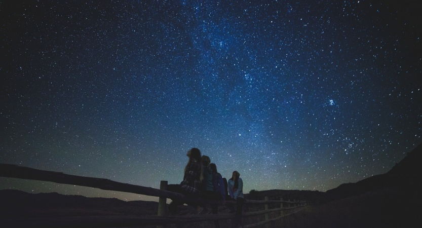 Read more about the article Talking Stars Poem